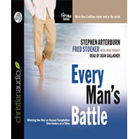 Every Man's Battle Audio CD