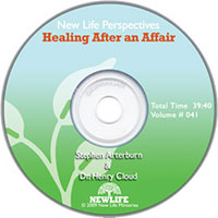 New Life Perspective CD:  Healing After An Affair